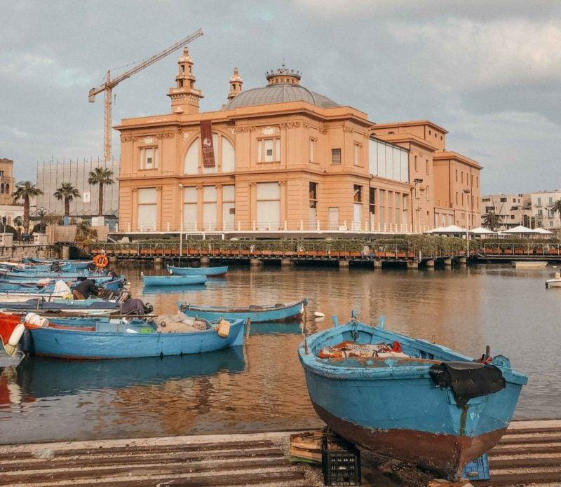 Bari: autentica città del mediterraneo