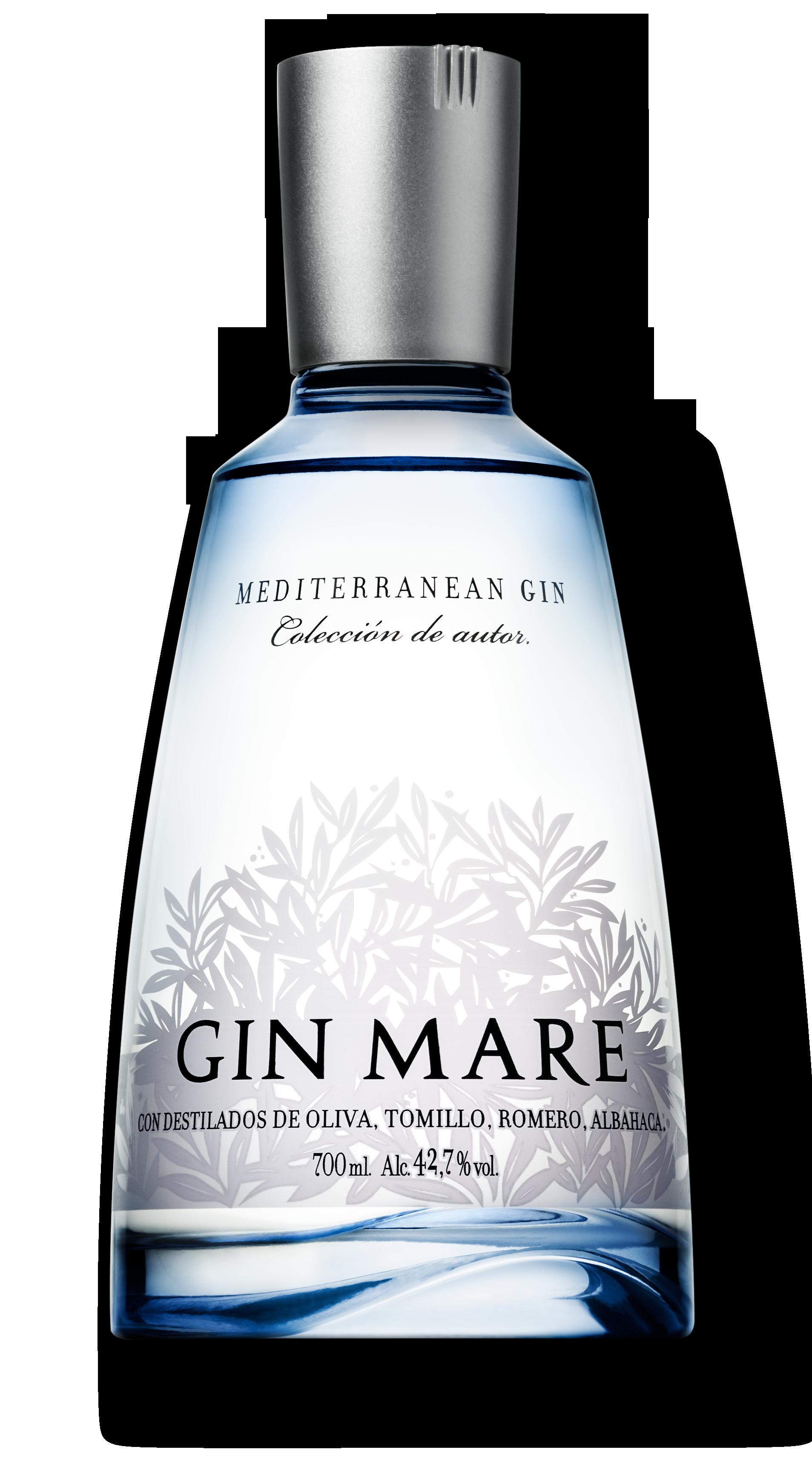 Ginmare Botanicals Bottle