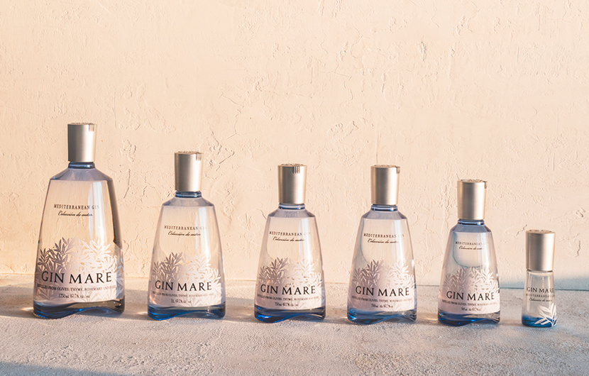 Ginmare Bottles Lineup